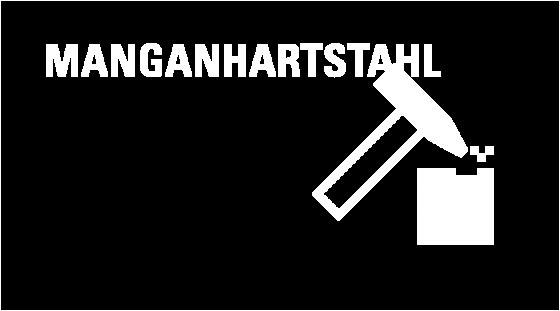 Manganhartstahl