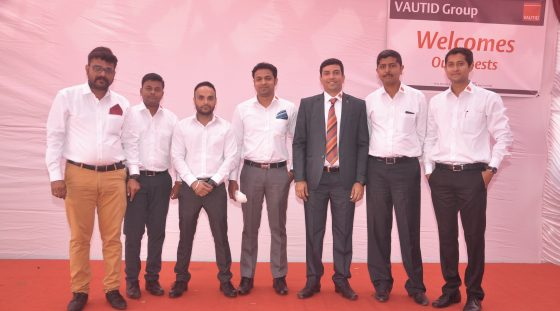 VAUTID INDIA Sales-/Marketing-Team